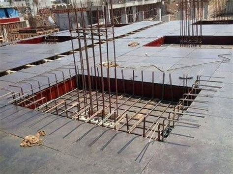 7 reasons why the flat slab with drop panels is widely