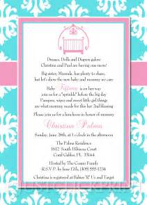 baby sprinkle blue pink damask baby shower invitation printable 183 just click print