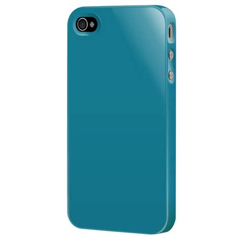 Switcheasy Trim Protection Solution For Iphone 4 genuine new switcheasy turquoise blue iphone 4 4s 701111 sw nui4 tu ebay