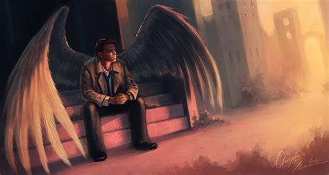 Castiel Supernatural Fan Art | castiel supernatural fan art 29495984 fanpop page 3