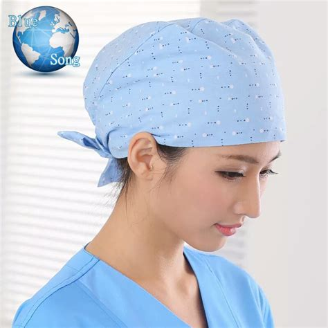 Topi Operasi professional surgical cap operating room hats