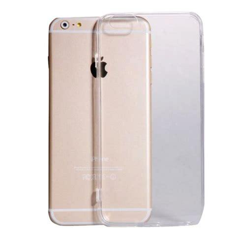 Iphone 6 Iphone 6s 1mm Thin Tpu Soft Shining Ip38 iphone 6 6s 0 3 mm ultra thin clear rubber soft tpu