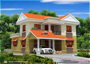 Kerala Home Design October Beautiful Kerala Villa Exterior In 2265 Sq Kerala