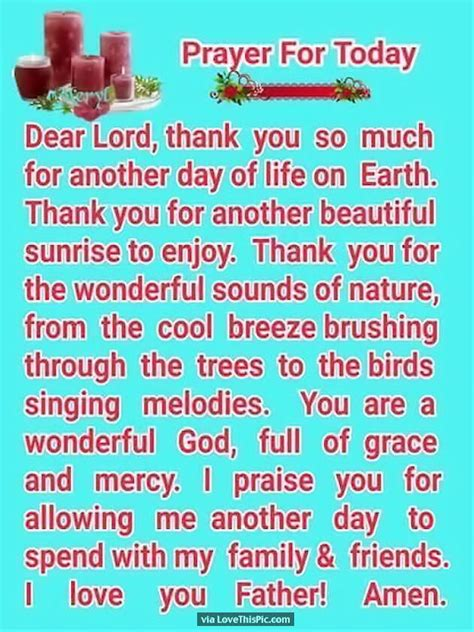 good morning prayer   today pictures