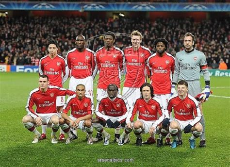 arsenal squad 2010 what happened to successful arsenal team of 2010 sunday