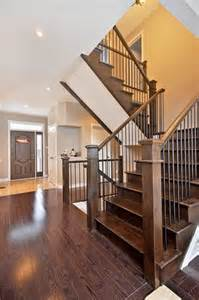 Stair Banisters Ideas Stair And Railing Ideas Doyle Homes