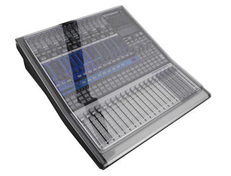 decksaver pro presonus studiolive 16 4 2 smoked clear cover dsp pc p1642 avshop ca canada