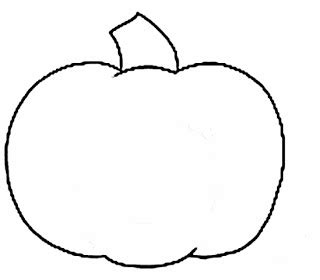 pumpkin outline template the pumpkin pillow random thoughts home