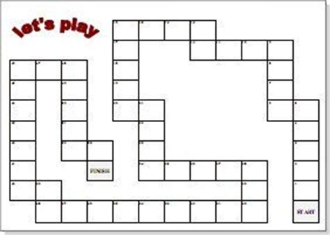 customizable board game templates great activity to just