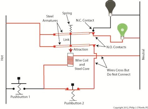latching relay diagram related keywords suggestions for latching relay circuit