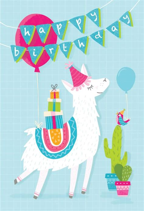 Valentino Birthday Card