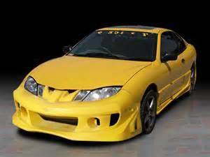 2005 Pontiac Sunfire Front Bumper 2003 2005 Pontiac Sunfire Blaze Front Bumper By Ait