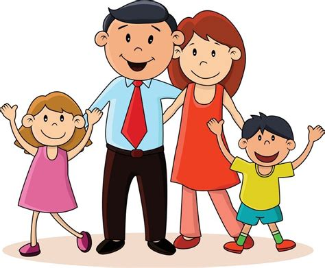 clipart famiglia nuclear family clipart clipartsgram