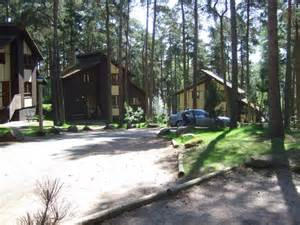 Centre Parcs Log Cabins by Centerparcs Whinfell Forest 169 Simon Johnston Geograph