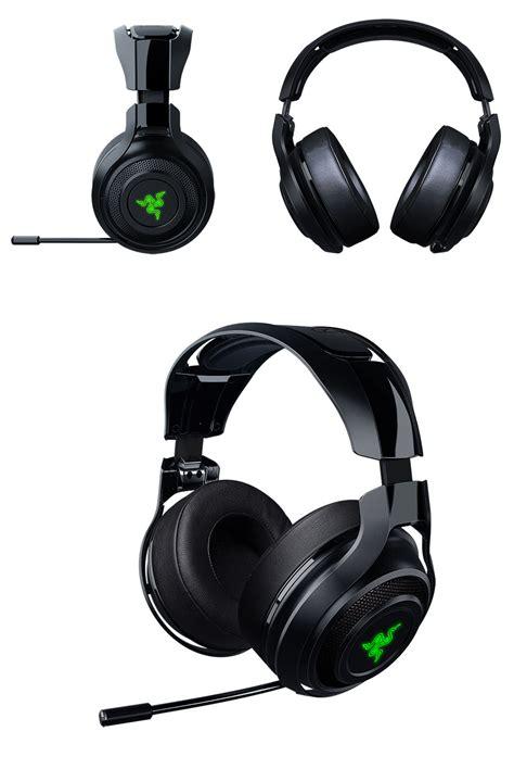 Headset Gaming War New Razer O War 7 1 Wireless Pc Gaming Headset Ebay