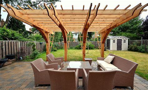 cantilever pergola plans cantilever pergola garden home