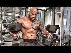 Dwayne johnson the rock is asked if he used steroids recently