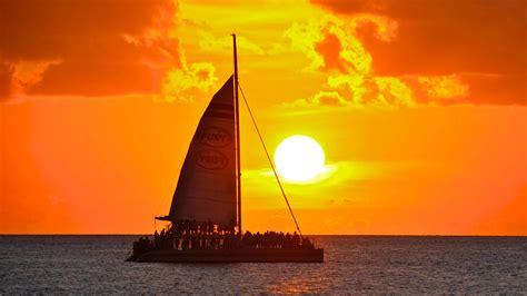 Sun Set key west sunset cruise key west sunset sail