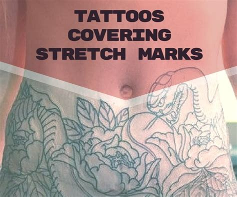 tattoo fixers void stretch marks great ideas to cover with stomach tattoos
