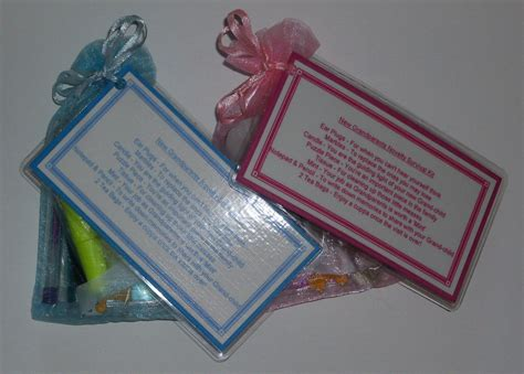Handmade Grandparent Gifts - handmade new grandparents novelty survival kit gift ebay