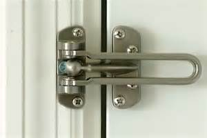 green cay news security add a door guard to