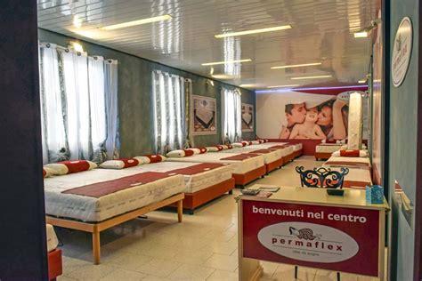 lo showroom materasso centro permaflex frosinone