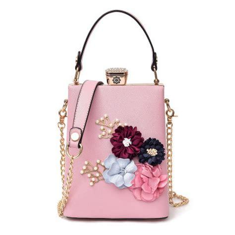 sling bag flower bbfx4185 korea flower sling bag