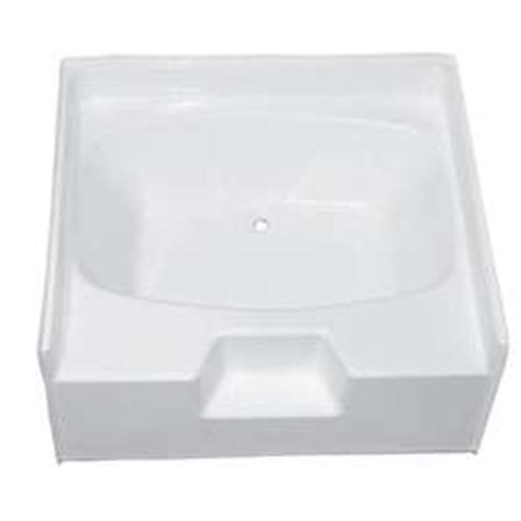 54 x 40 bathtub 54 quot x 40 quot garden tub with outside step heavy duty abs