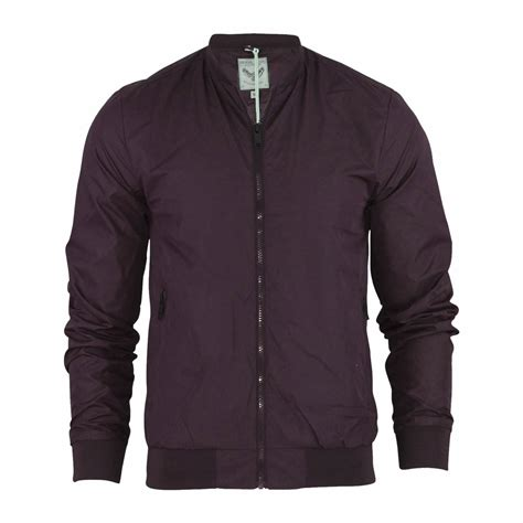 Seoul Blazer Jaket Coat mens harrington jacket brave soul ma1 summer lightweight bomber coat ebay