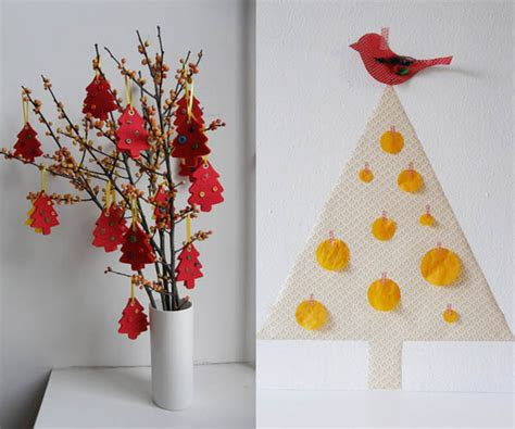 Handmade Trees Craft - 21 ideas for alternative trees to recycle