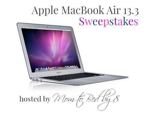Free Apple Macbook Air Giveaway - apple macbook air sweepstakes found frolicking