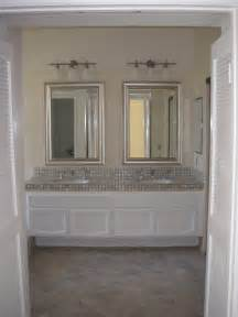 best brushed nickel bathroom mirror the homy design