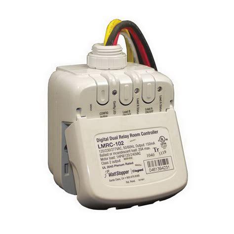 wattstopper digital lighting management watt stopper lmrc 102 digital lighting management relay