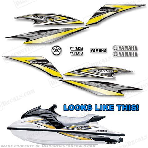 yamaha boat lettering yamaha pwc decals related keywords yamaha pwc decals