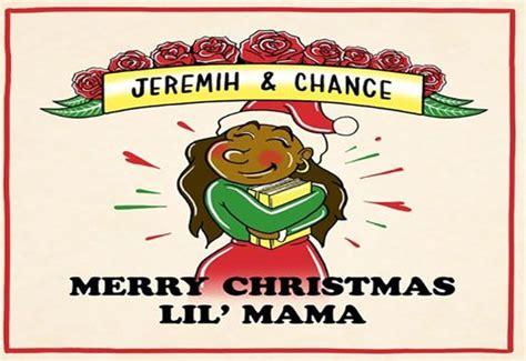 iaa   chance  rapper jeremih merry christmas lil mama mixtape  images