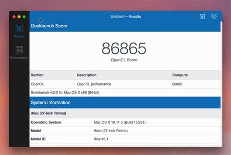 geek bench mac geek bench mac 28 images mac pro 2013 benchmarks leak
