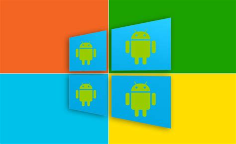 android apps on windows microsoft reportedly discussing support for android apps on windows phone and windows