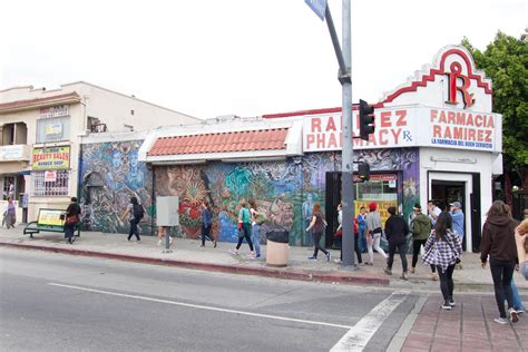 Murals For Outside Walls a walking tour of boyle heights with el random hero