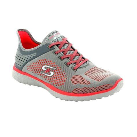 Sepatu Lari Skechers Jual Skechers Microburst Supersonic Shoes Sepatu