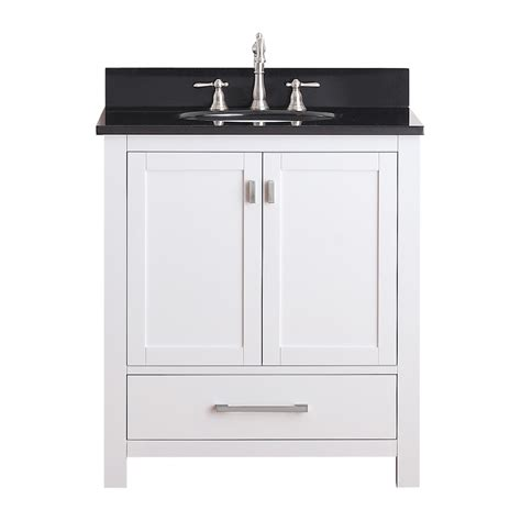 30 in bathroom vanity combo avanity modero vs30 modero 30 in bathroom vanity combo lowe s canada