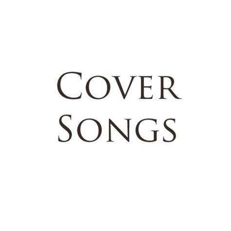 song cover 8tracks radio undercover agents some of the best cover