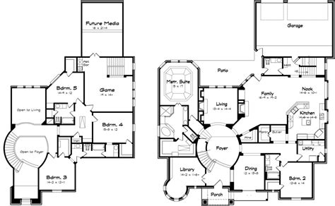 dallas house plans texas home designs 171 floor plans