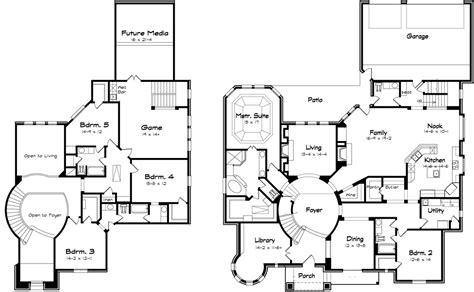 Texas Home Designs 171 Floor Plans Custom Home Plans Dallas