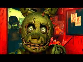 Wasn t ready five nights at freddy s 3 ultra minecraft zone