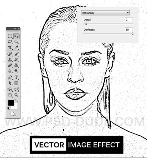 tutorial photoshop vector effect image to vector in photoshop photoshop tutorial psddude