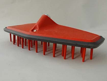 rug rake the canadian design resource shag rug rake