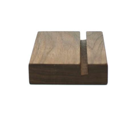 2019 walnut wood block desk calendar stand happy bungalow