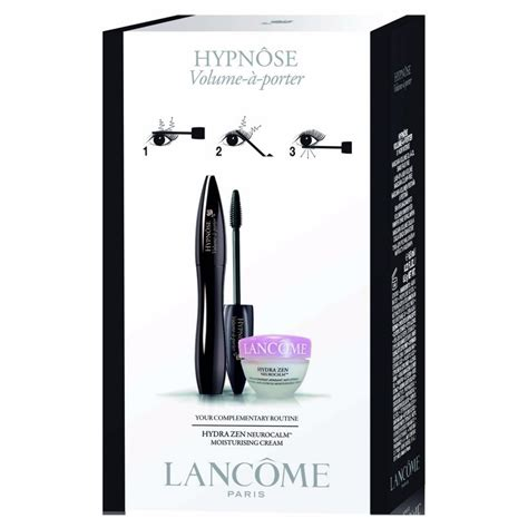 Lancome Set lanc 244 me mascara hypn 244 se volume 225 porter set limited edition