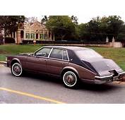 Cadillac &amp LaSalle Club Photo Gallery  1980 To 1989/1984