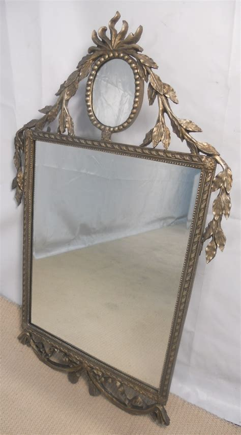 large decorative silver gilt wall mirror - Large Decorative Mirrors For Walls